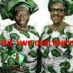 Goodluck and Buhari on woman attire.jpg