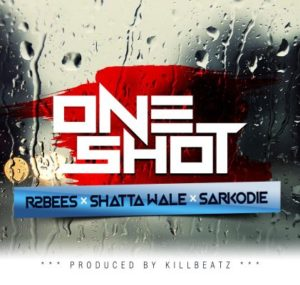 R2bees-Ft-Shatta-Wale-Sarkodie-One-Shot-prod-by-Killbeatz-.mp3
